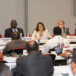 Third Annual Meeting of Clim-HEALTH Africa: Day 1