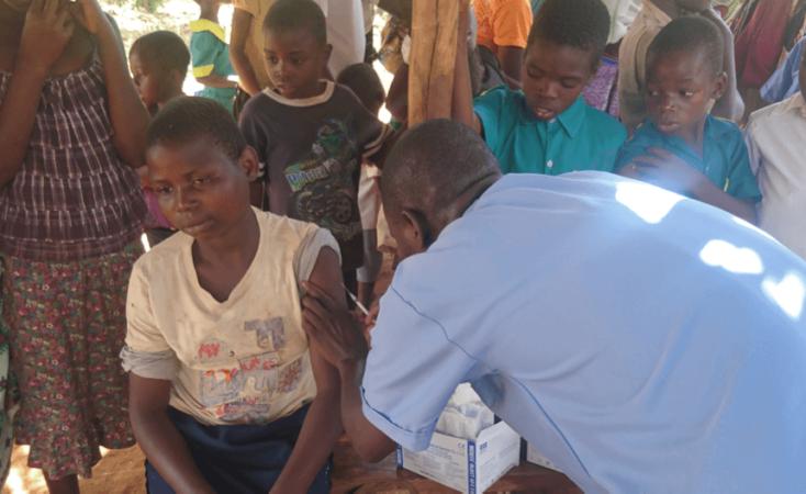 Malawi Health surveillance assistants