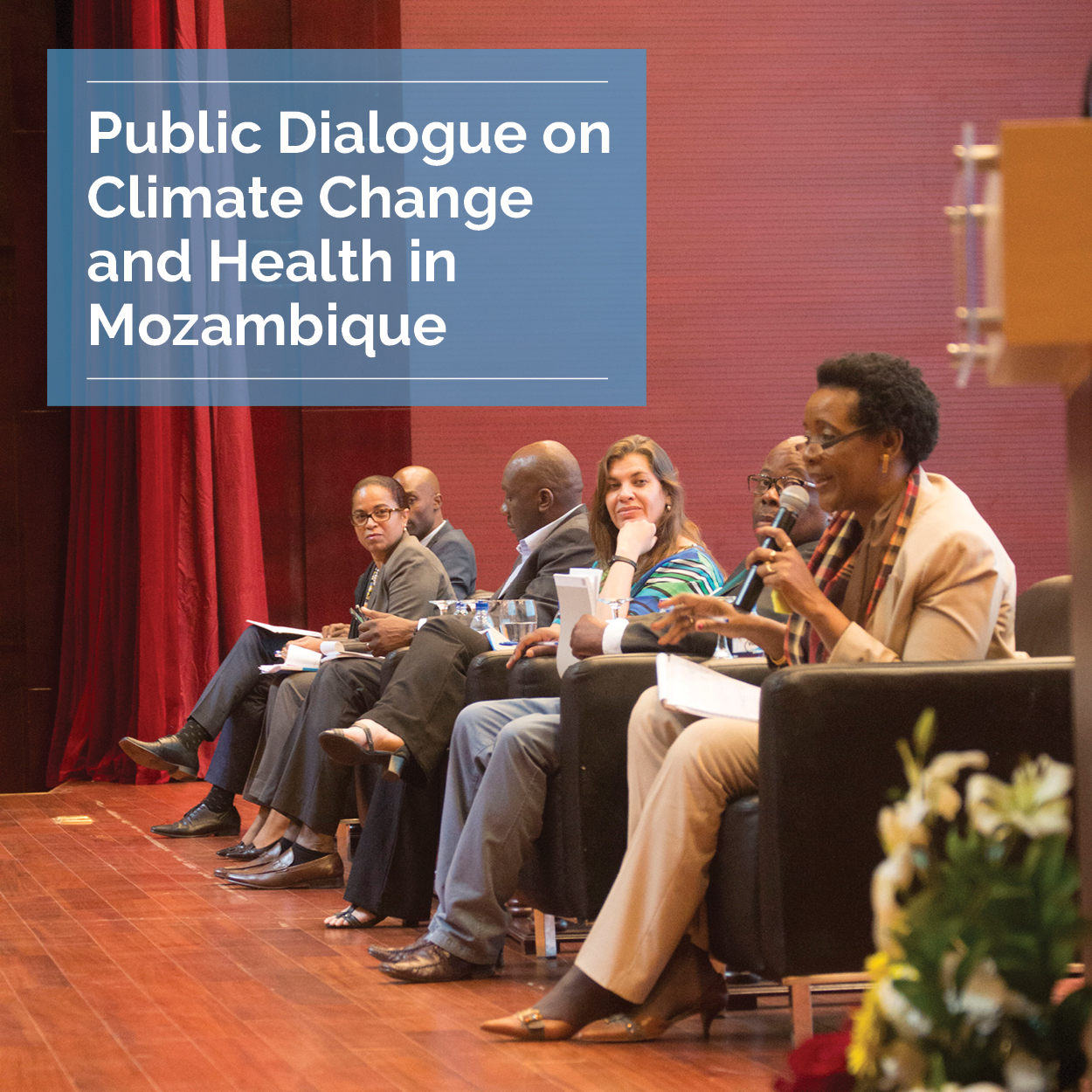Clim-HEALTH Africa | Mozambique Country Page